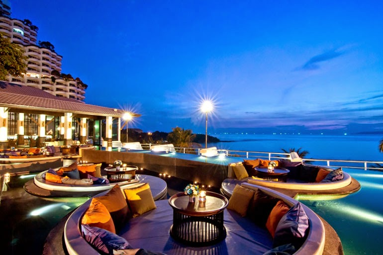Royal Cliff Beach Hotel Pattaya