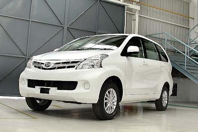 Mobil Keluarga MPV Terlaris 2013
