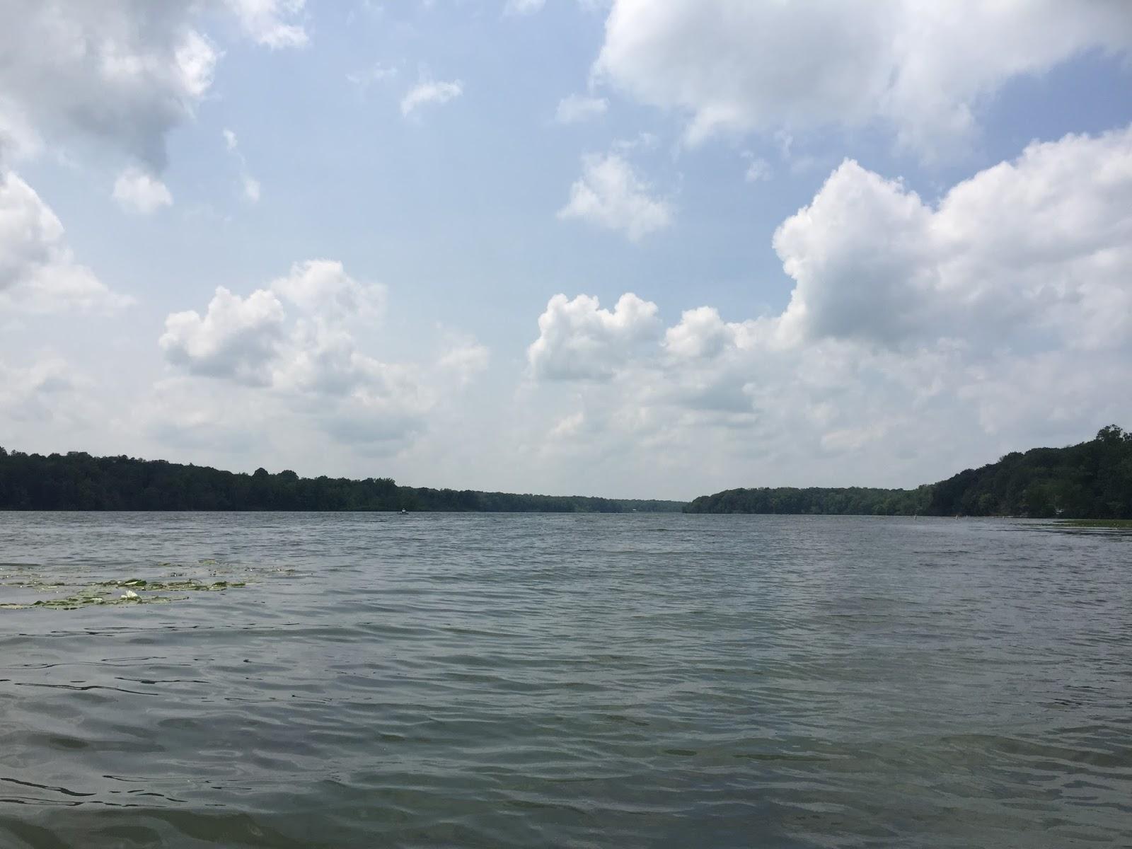 Kayaking Across Ohio Kiser Lake The Kindness Of Strangers - Kiser lake map