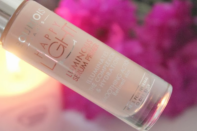Bourjois Happy Light Luminous Serum Primer