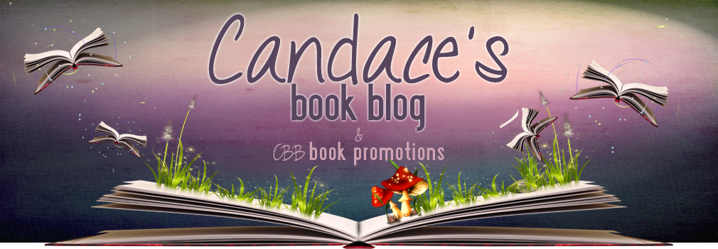 Candace&#39;s Book Blog