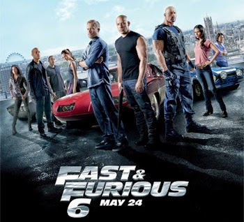 Saksikan Fast and Farious 6 di Indovision 31 Mei 2014