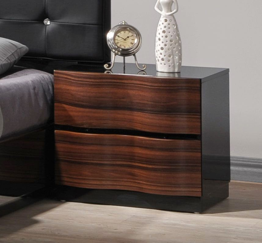 nightstands are by nature fairly small though the height can vary a too short or too tall nightstand is both to use and