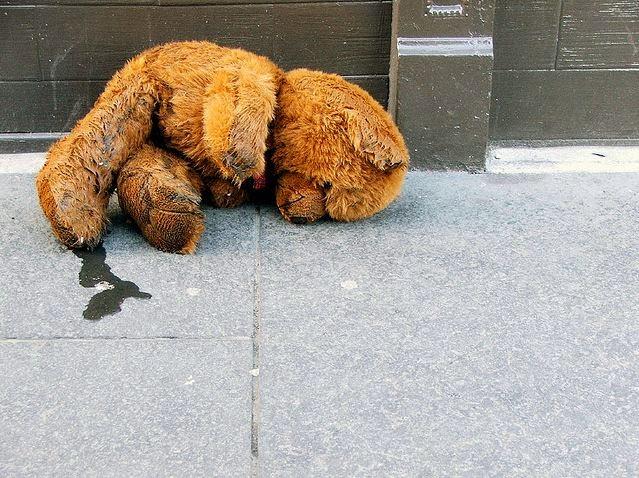Penyamun Berjaya Ditangkap Kerana Tertinggal Air Mani Dalam Patung Beruang Gambar
