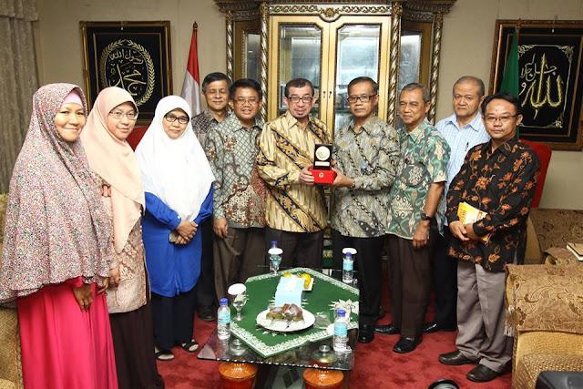 Jalin Silaturahim, PKS dan Muhammadiyah Miliki Semangat yang Sama