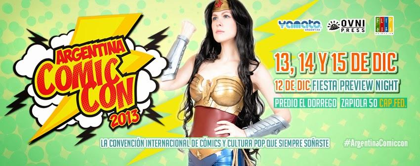 Comic Con: Buenos Aires Argentina 2013 Fb_cover_comiccon2013v2