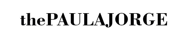 thePAULAJORGE Blog