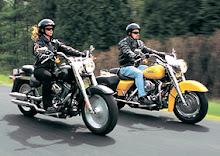 A vida em uma Harley