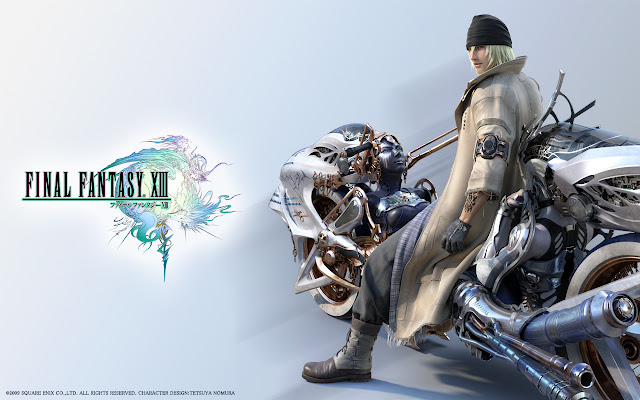 snow ffxiii ff13 final fantasy 13 xiii