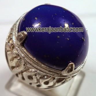 Batu Permata Natural Lazulite