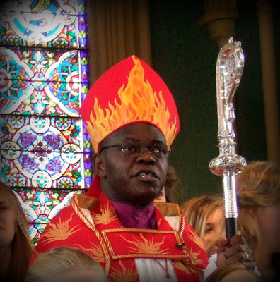 Most Revd & Right Honourable Dr John Sentamu Archbishop of York