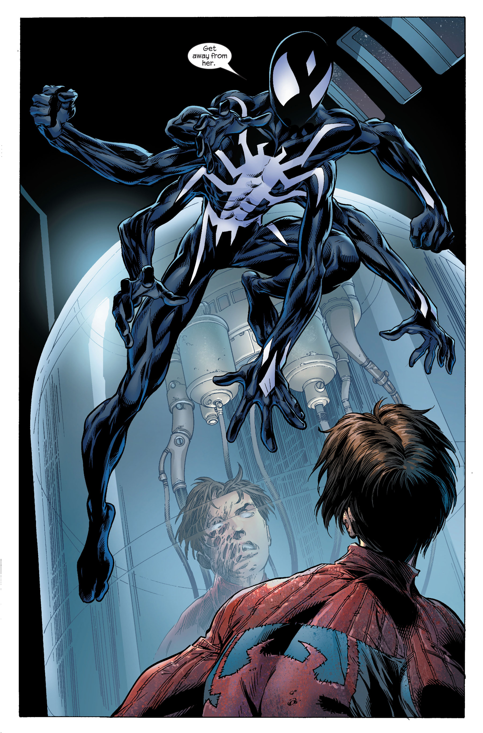 Ultimate Spider-Man (2000) Issue #100 #104 - English 8