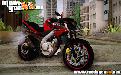 SA - Yamaha V-Ixion 2014