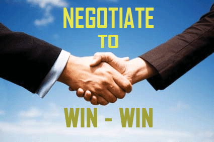 steps to effective negotiation