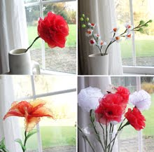 Nian Free Flower making workshop