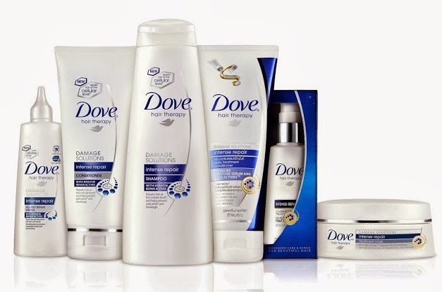 Dove Intense Repair, Dove Review, Dove Intensive Repair Shampoo, Dove Intensive Repair Conditioner, Dove Intensive Treatment Mask, Dove Intensive Repair Overnight Treatment, Dove Intensive Repair Daily Treatment Conditioner, Dove Intensive Repair All Day Repair Cream, Hair care, hair, beauty, product review