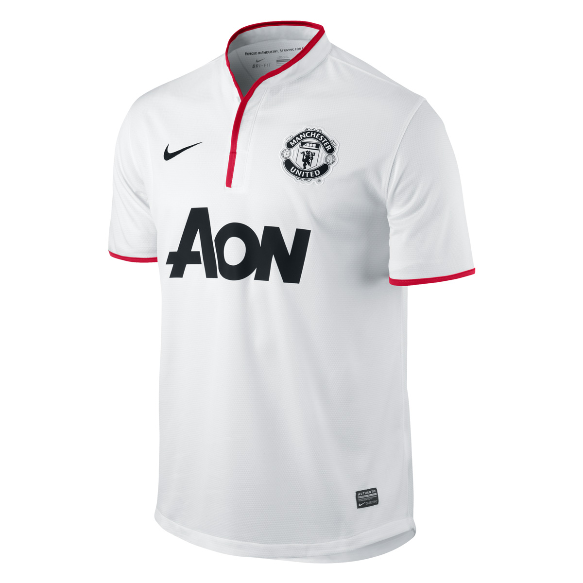 Manchester united white jersey 2013 filmai