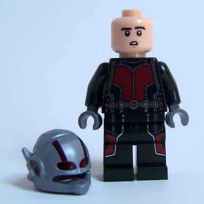 LEGO Marvel minfigures
