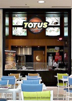 Totus Original Kebab: Fachada