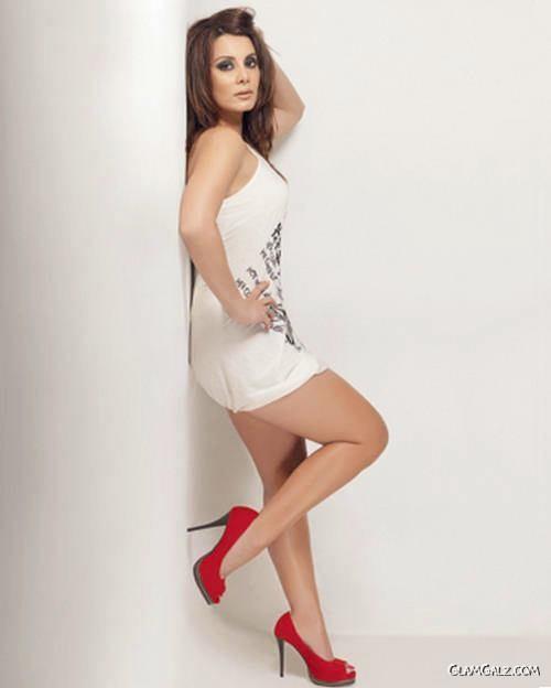 BEAUTIFUL STAR: Minissha Lamba Photoshoot For FHM