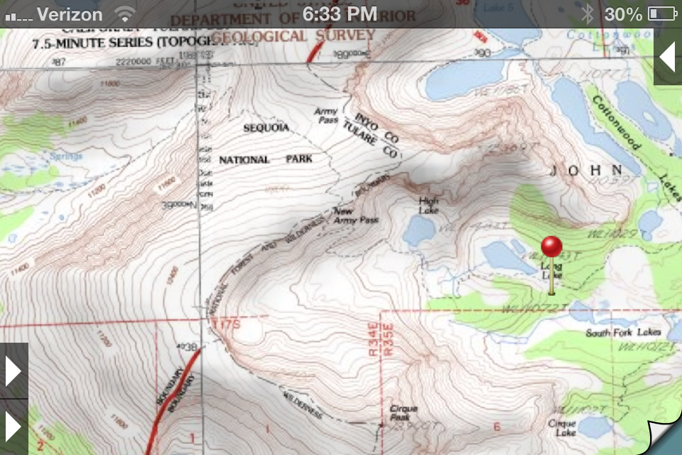 Tactical Trekker IPhone Topo Maps App Offer Freedom From Garmin - Topo maps app for iphone
