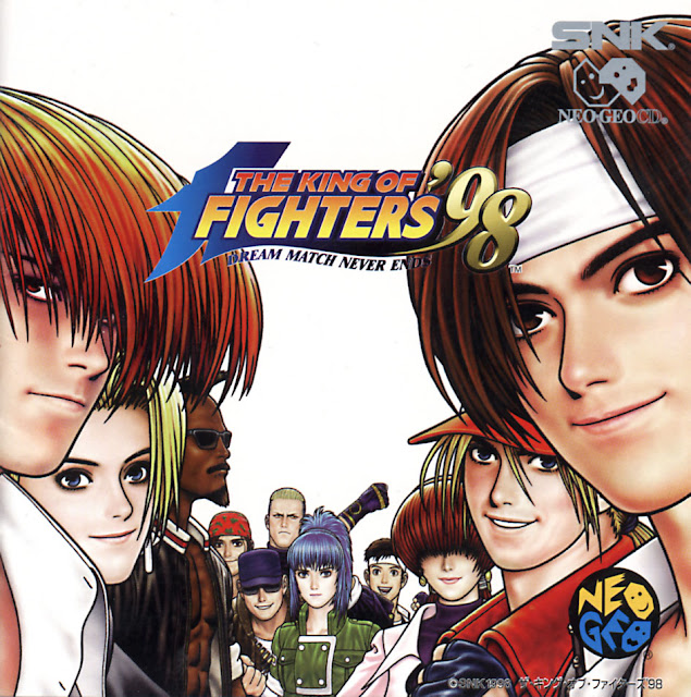 The King of Fighters 98 NEO GEO