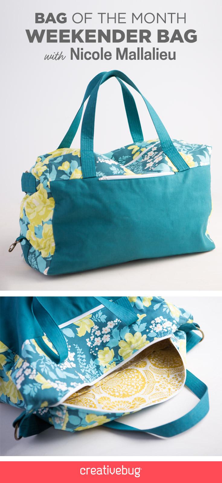 Weekender Bag Class