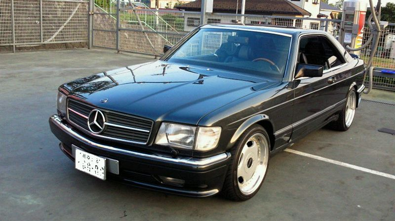 Mercedes benz w126 lorinser benztuning performance and for Mercedes benz w126