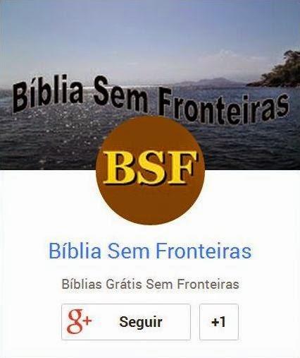 Siga a BSF no Google+
