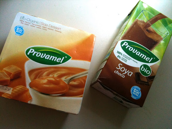glutenfreie Produkte von Provamel!