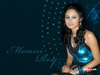 Mouni Roy   Sati of Devon Ke Dev   Mahadev TV Actress Wallpapers HQ
