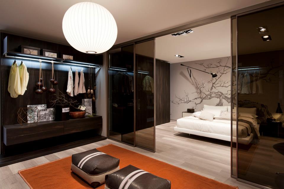 Idee foto e soluzioni di arredo per la zona notte camera - Soluzioni camere da letto piccole ...