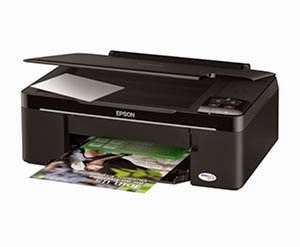 Epson TX121 Scanner Driver Download