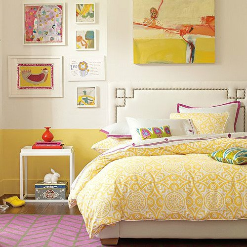 Teen bedrooms on pinterest teen bedroom teen girl bedrooms and colorful teen bedrooms - A nice bed and cover for teenage girls or room ...