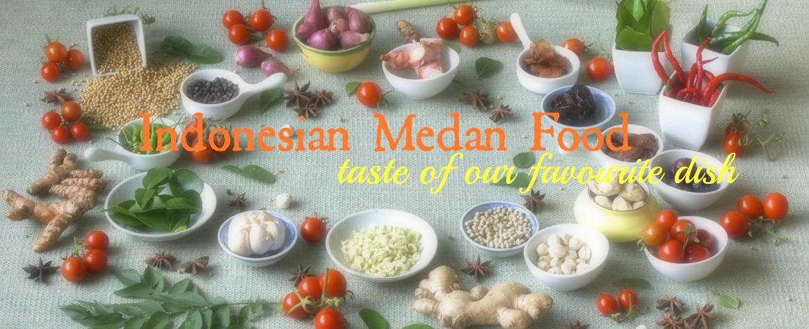 Indonesian Medan Food
