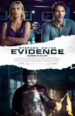 Evidence 2013 poster