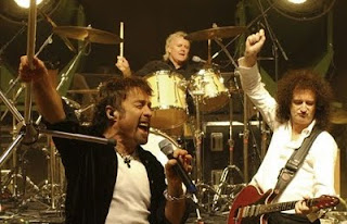 Adios A Queen + Paul Rodgers