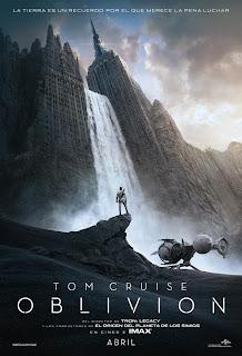 oblivion, tom cruise, morgan freeman, film