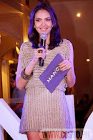Maggie Wilson hosting for HE by Mango Launching - Rockwell 2012