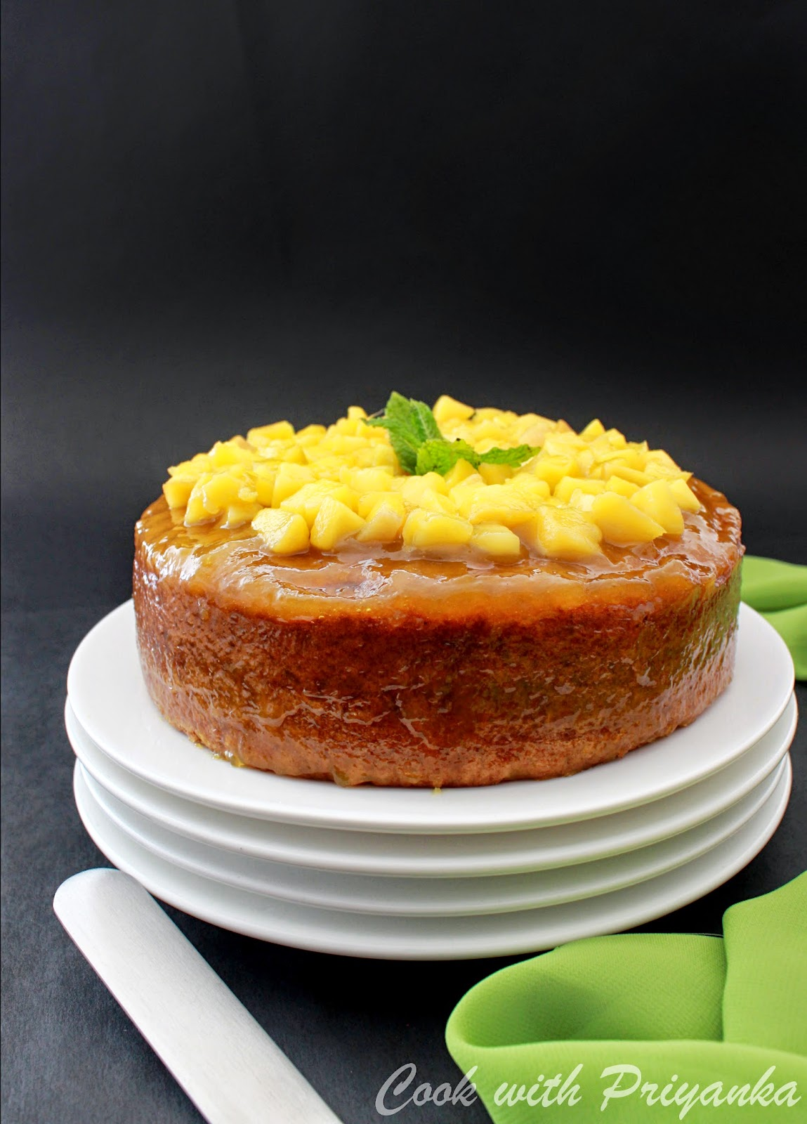 recipe: eggless mango cake recipe without condensed milk [38]
