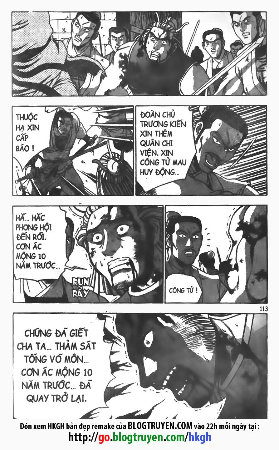 Hiệp Khách Giang Hồ chap 205 Trang 5 - Mangak.info