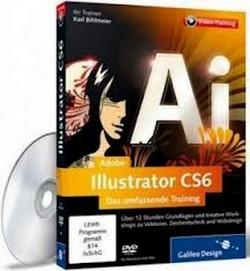 ادوبي الستريتر زووم العربية  Adobe Illustrator CS6