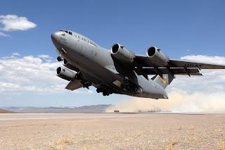 Aircraft Usa Desert HD Wallpaper