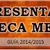 Presenta la Beca Mec 2014/2015 | Guía paso a paso.