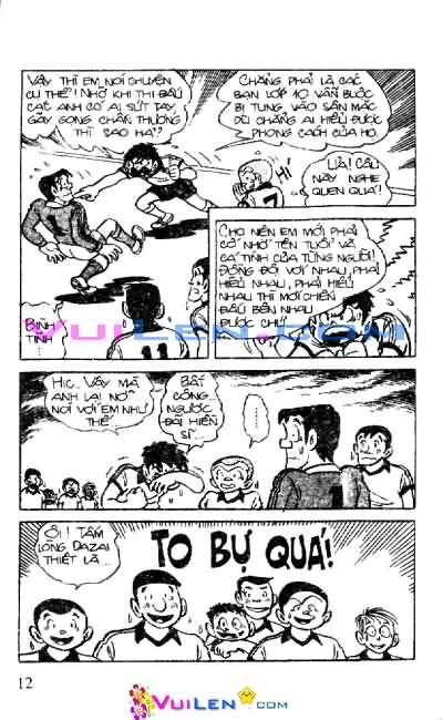 Jindodinho - Đường Dẫn Đến Khung Thành III  Tập 4 page 12 Congtruyen24h