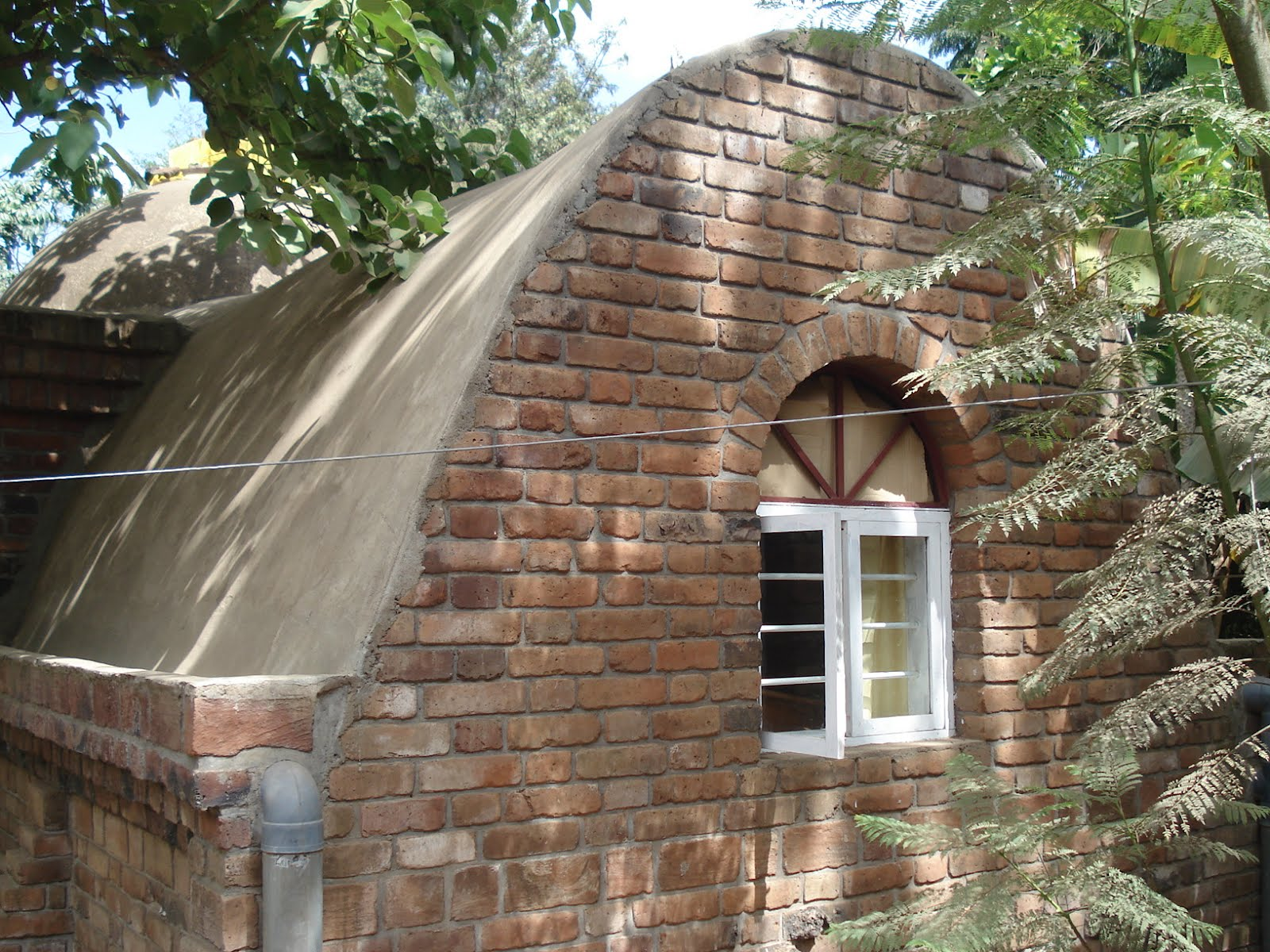 alternative building construction in tanzania low cost