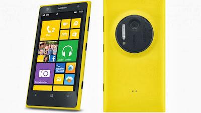 Nokia Lumia 1020, Kamera 41 Megapiksel