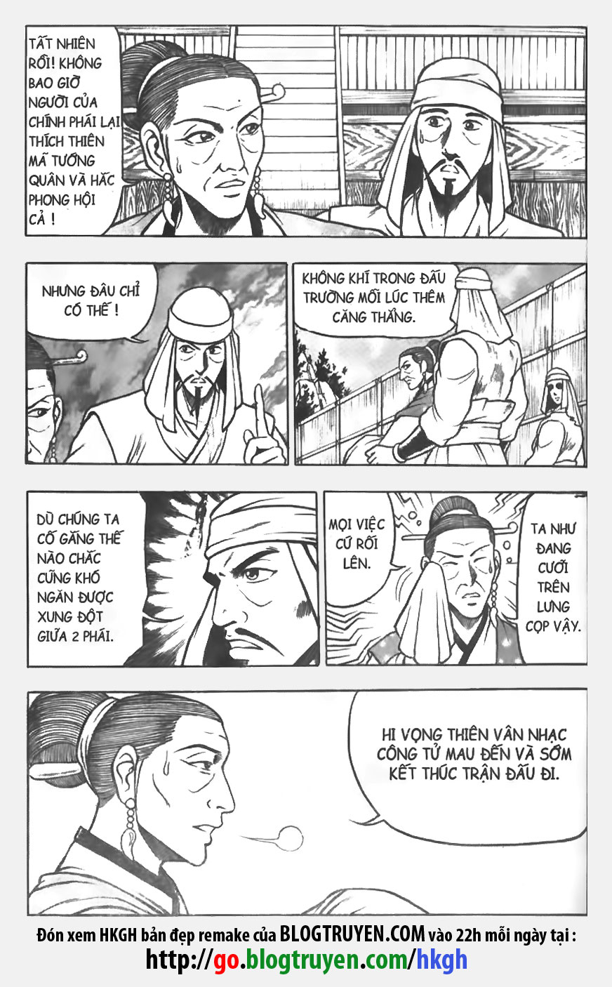 Hiệp Khách Giang Hồ chap 55 page 11 - IZTruyenTranh.com