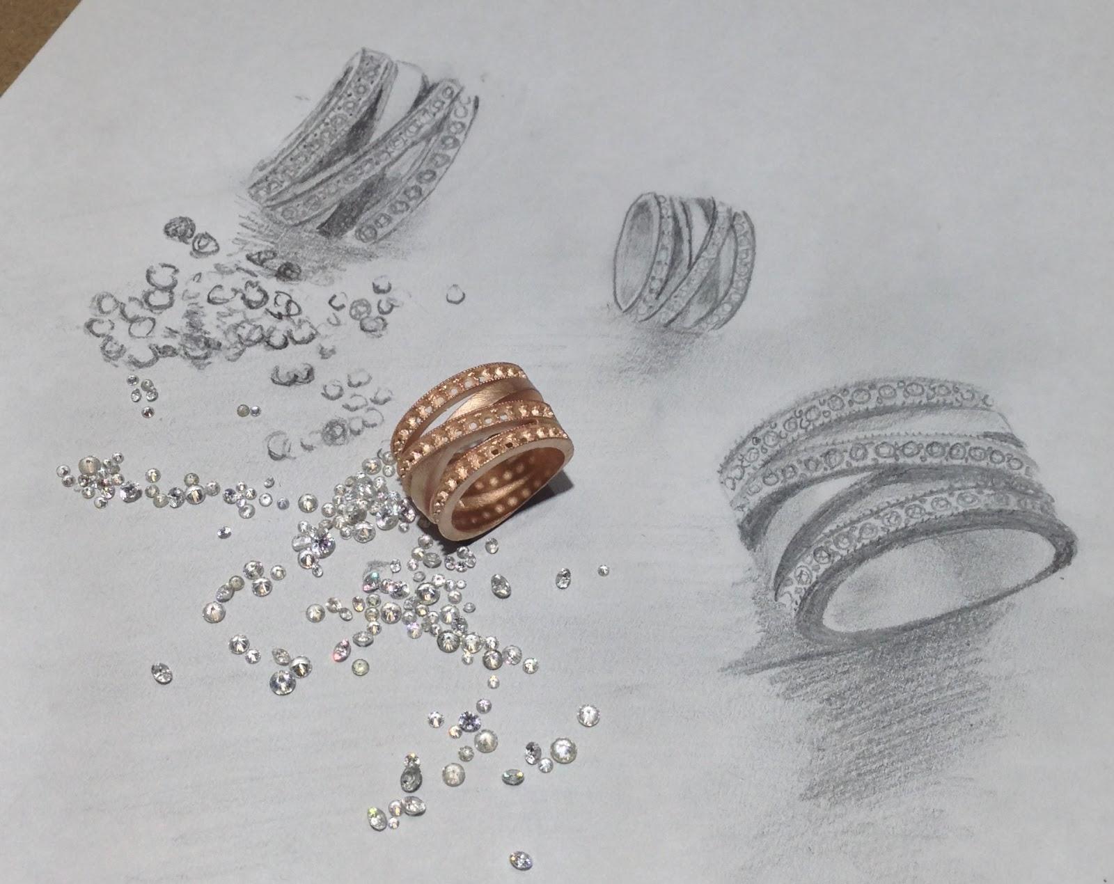 CUSTOM DESIGN JEWELRY PROCESS at OKG JEWELRY OKG Jewelry