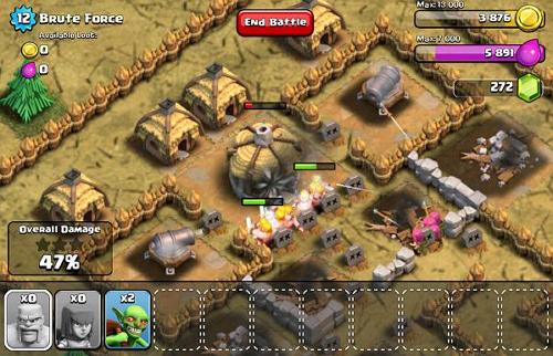 Clash of Clans V7.200.12 MOD Apk